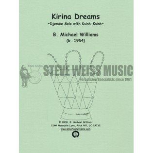 williams-kirina dreams-djembe