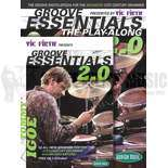 igoe-groove essentials 2.0 (book w/cd & dvd)