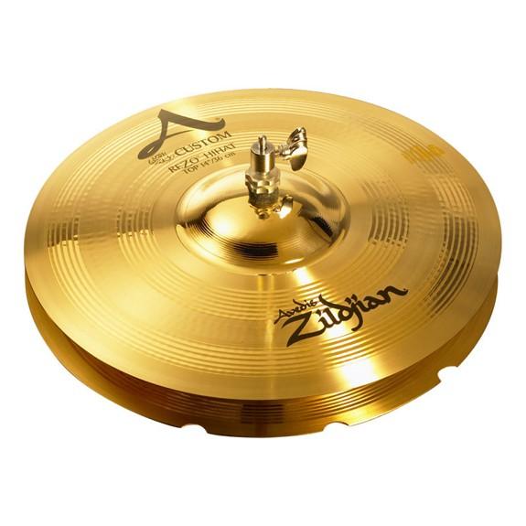 Choosing Hi Hat Cymbals : zildjian 14 a custom rezo hi hat cymbals hi hat cymbals cymbals gongs steve weiss music ~ Hamham.info Haus und Dekorationen