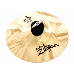 "zildjian 08"" a custom splash cymbal"
