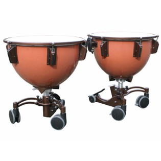 adams revolution fiberglass timpani with fine tuners