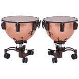 adams revolution smooth copper timpani with fine tuners