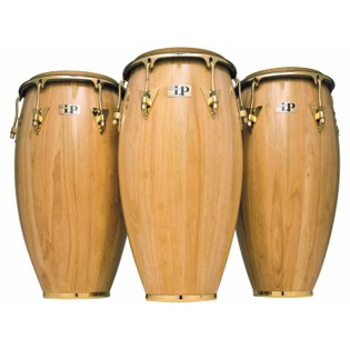 lp classic wood congas