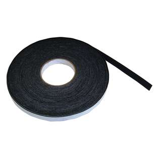 timpani counter hoop tape - black felt
