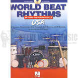 martinez/roscetti-world beat rhtyhms: usa (cd)