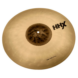 "sabian 16"" hhx stage crash cymbal"