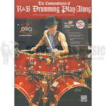 zoro-the commandments of r&b drumming play-along (w/cd)