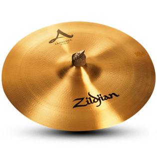 zildjian 18 crash ride cymbal ride cymbals cymbals gongs steve weiss music. Black Bedroom Furniture Sets. Home Design Ideas