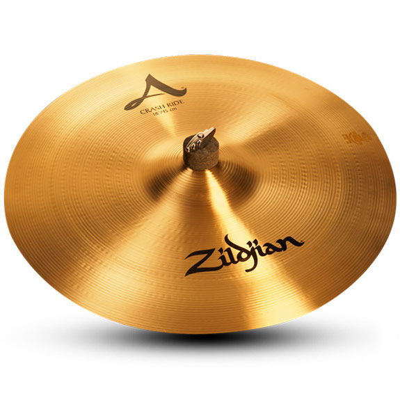 zildjian 18 crash ride cymbal ride cymbals cymbals gongs steve weiss music. Black Bedroom Furniture Sets. Home Design Ideas