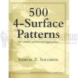 solomon-500 4-surface patterns