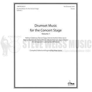 jarvis (ed.)-drumset music for the concert stage vol. 1