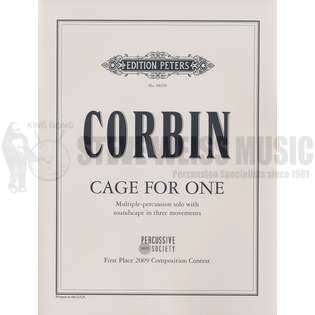 corbin-cage for one-p/cd