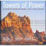 mccarthy/glass/plog-towers of power (cd) (includes concerto fantasy for two timpanists/orch)