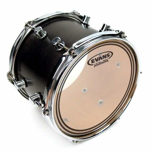 evans ec2 sst clear drum head snare drum heads tom heads steve weiss music. Black Bedroom Furniture Sets. Home Design Ideas