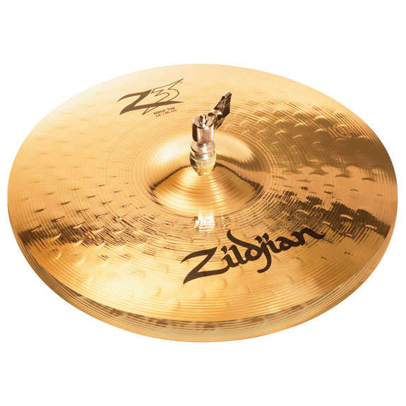 zildjian 14 z3 hi hat cymbals hi hat cymbals cymbals gongs steve weiss music. Black Bedroom Furniture Sets. Home Design Ideas
