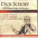 schory-dick schory/percussion pops orchestra live (cd)