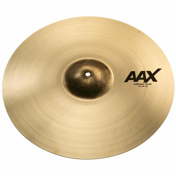 sabian 19 aax x plosion crash cymbal crash cymbals steve weiss music. Black Bedroom Furniture Sets. Home Design Ideas