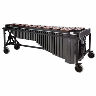 adams 5 oct. artist synthetic marimba w/ field frame (used demo)