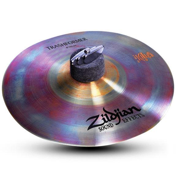 zildjian 8 zxt trashformer cymbal special effects cymbals cymbals gongs steve weiss music. Black Bedroom Furniture Sets. Home Design Ideas