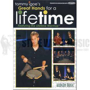 igoe-great hands for a lifetime (dvd)