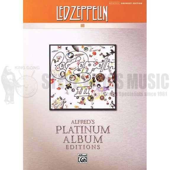 Led Zeppelin-Led Zeppelin III (Drum transcriptions)
