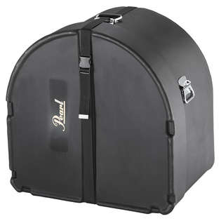 pearl marching bass drum case