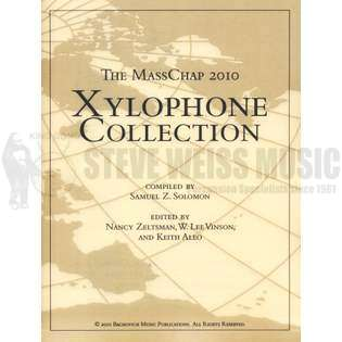 solomon (ed.)-2010 masschap xylophone collection-x