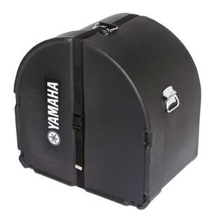 yamaha hard marching bass drum cases