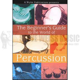 wylie-beginner's guide to the world of percussion (dvd)