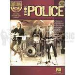 hal leonard drum play-along-the police vol. 12 (cd)