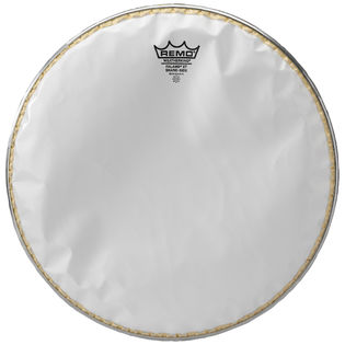 remo falams xt snare side marching drum head