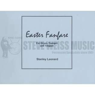 leonard-easter fanfare (sp)-4t/tp/or
