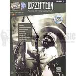 led zeppelin-ultimate drum playalong vol. 1 (w/2cd)