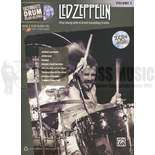 led zeppelin-ultimate drum playalong vol. 2 (w/2cd)