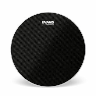 evans hybrid soft marching snare drum head