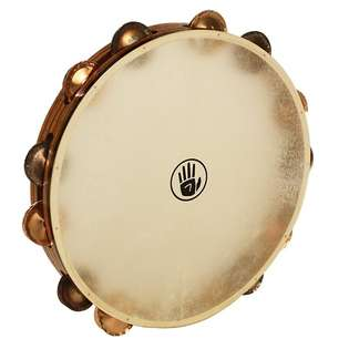 "black swamp 12"" single row tambourine tc12-1"
