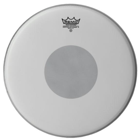 remo controlled sound x drum head snare drum heads tom heads drum set drum heads steve. Black Bedroom Furniture Sets. Home Design Ideas
