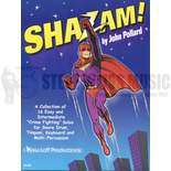 pollard-shazam-(book w/dvd) sd/t/mall. inst./p