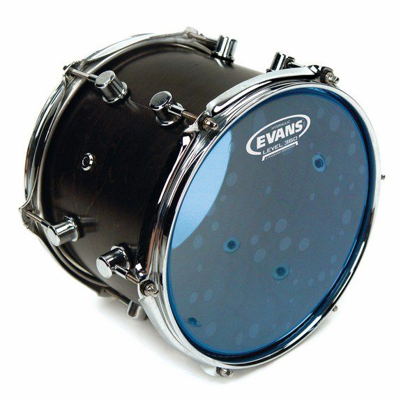 evans hydraulic blue drumhead snare drum heads tom heads steve weiss music. Black Bedroom Furniture Sets. Home Design Ideas