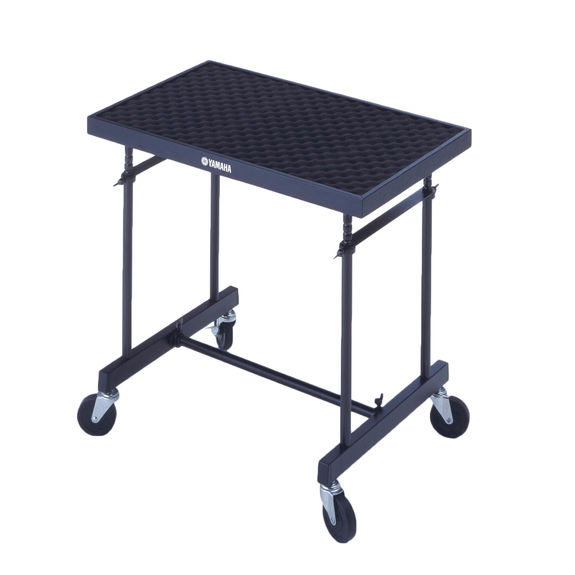 Yamaha Rolling Bell Stand And Trap Table Cart