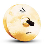 "zildjian 18"" classic orchestral medium heavy cymbal pair"