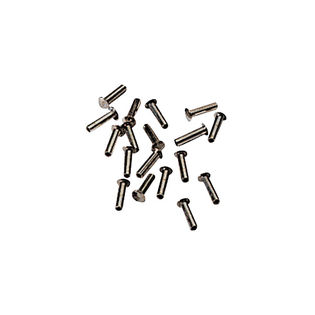 sabian cymbal sizzle rivets (pack of 12)