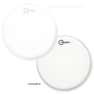 aquarian concert 5 snare drum head aquarian drumheads brands steve weiss music. Black Bedroom Furniture Sets. Home Design Ideas