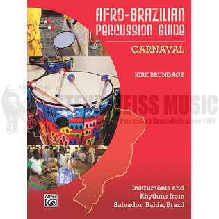 brundage-afro-brazilian percussion guide: carnaval