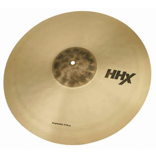 "sabian 20"" hhx orchestral suspended cymbal"