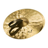"sabian 16"" artisan traditional symphonic medium light cymbals"