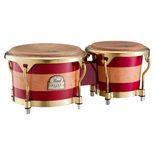 pearl elite oak bongos