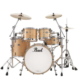 "pearl reference pure 4 piece hybrid shell pack - 22"" bass drum"