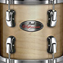 natural maple pearl reference 4-piece hybrid shell pack