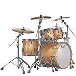 "pearl reference 4-piece hybrid shell pack with 22"" bass drum"